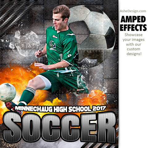 Amped Effects - Molten Soccer