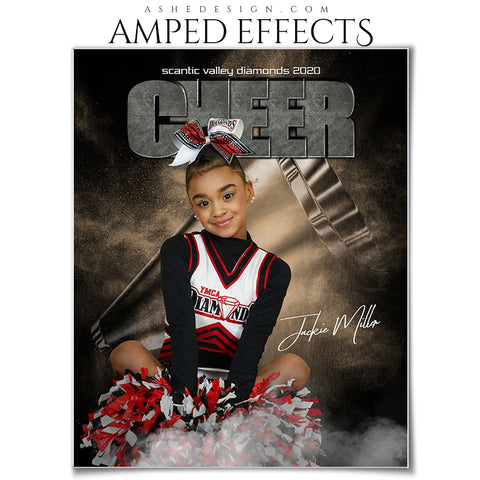 Amped Effects - Rocked Cheer
