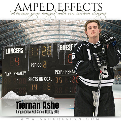 Amped Effects - Scoreboard Hockey