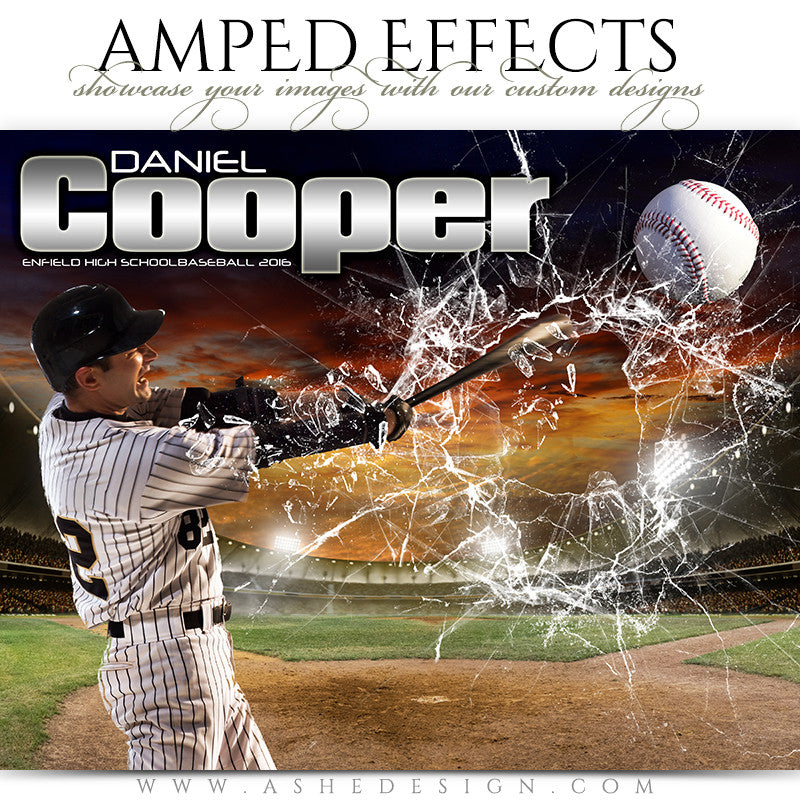 Amped Effects - Smashing Through Baseball