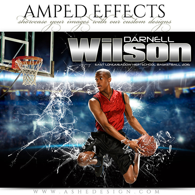 Amped Effects - Smashing Through Basketball
