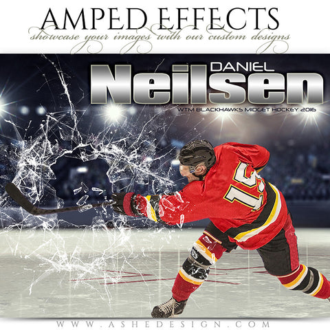 Amped Effects - Smashing Through Hockey