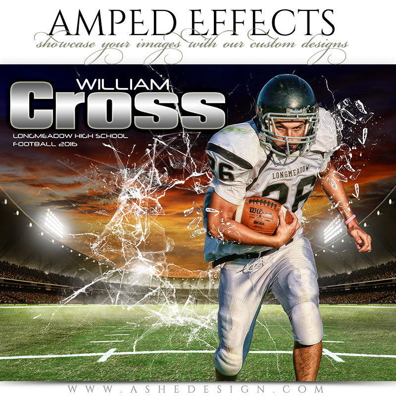 Amped Effects - Smashing Through Football