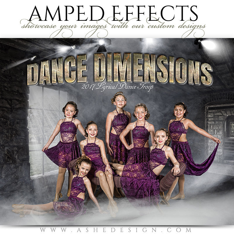 Amped Effects - Stone Castle