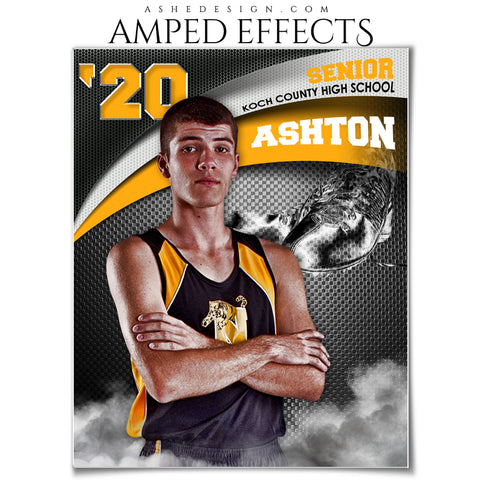 Amped Effects - Triple Arch Cross Country