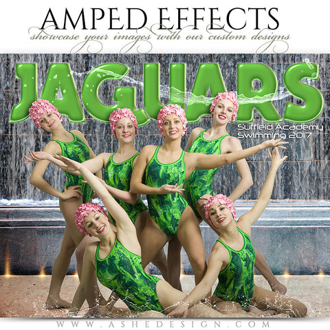 Amped Effects - Waterfall