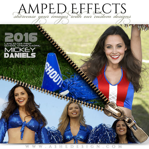 Amped Effects - Zipped Cheerleading