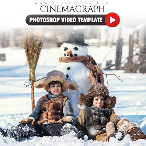Cinemagraph - Let It Snow