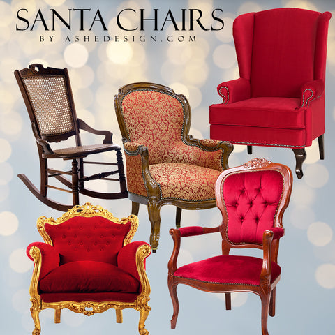 Ashe Design Santa Chairs