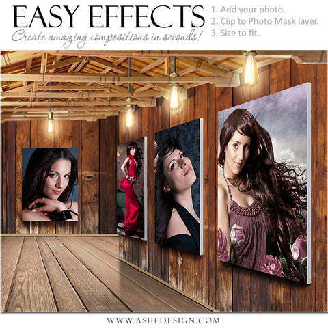 Easy Effects - Barn Gallery