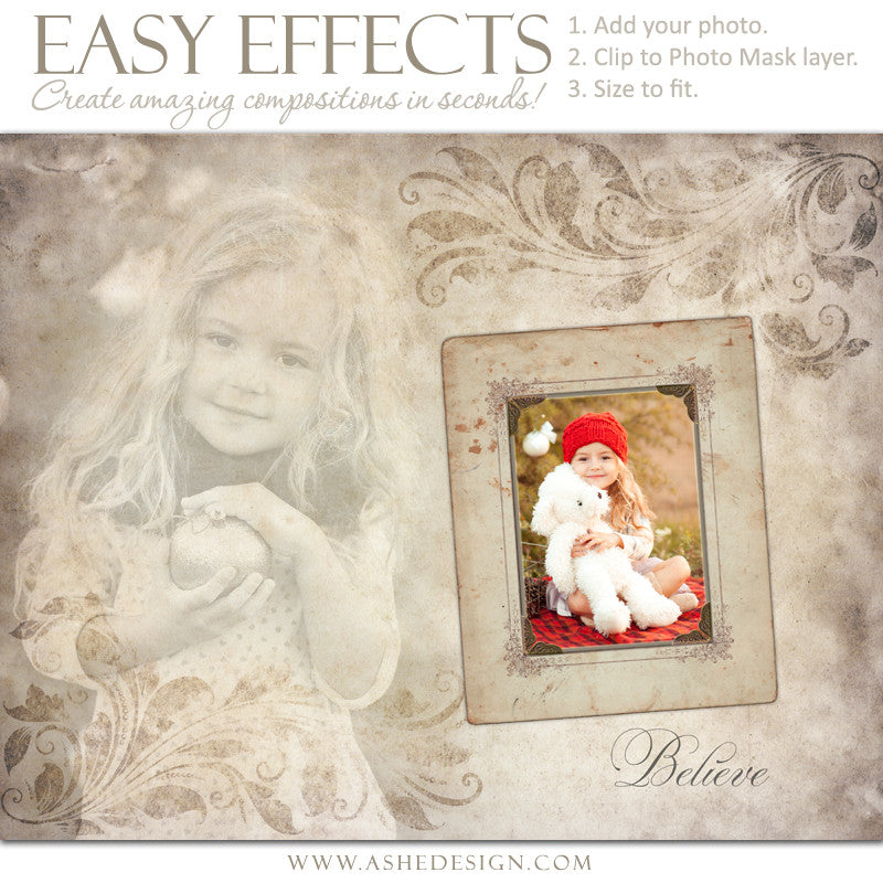 Easy Effects - Subtle Focus - Believe