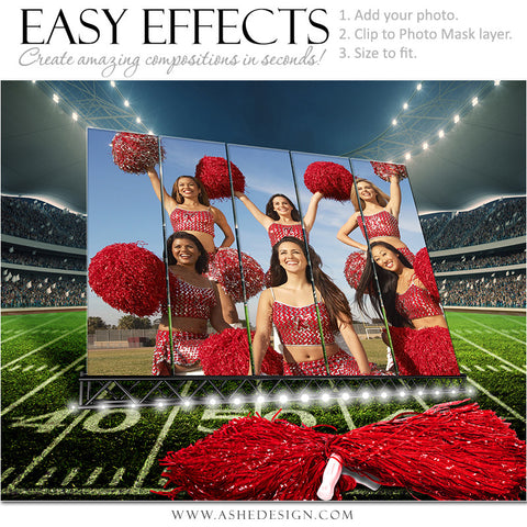 Easy Effects - Big Screen Cheer