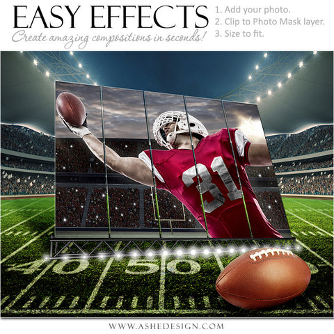Easy Effects - Big Screen Football