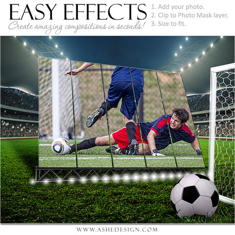 Easy Effects - Big Screen Soccer