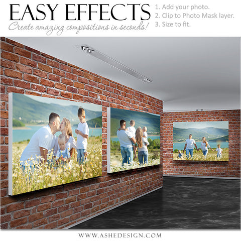 Easy Effects - Brick Gallery Landscape