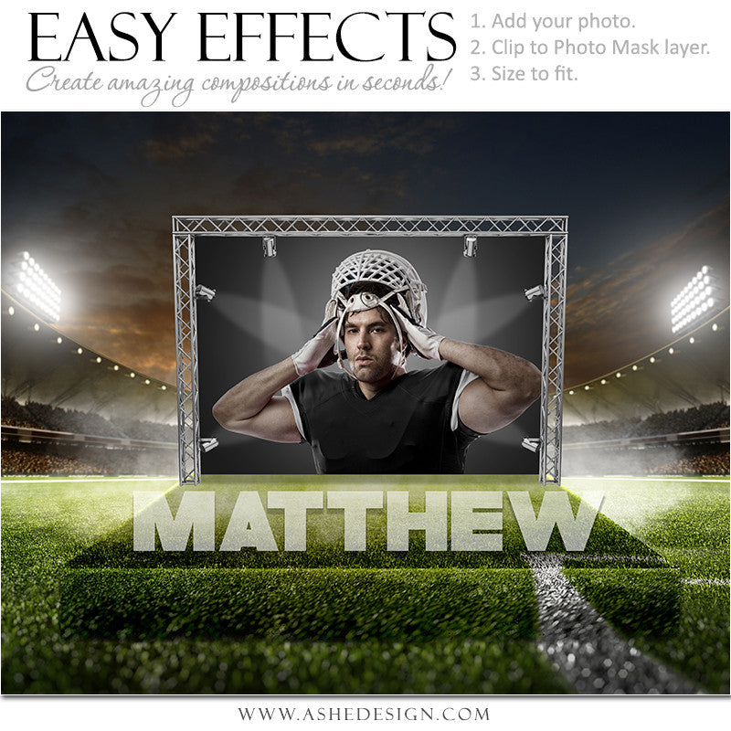 Easy Effects - Center Stage