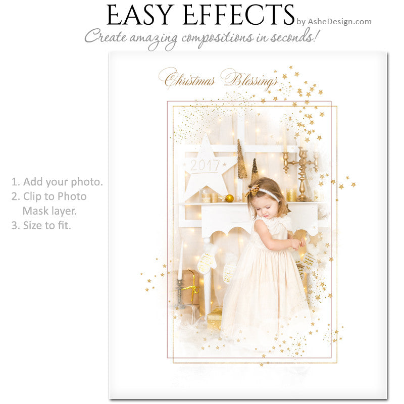 Easy Effects - Christmas Blessings