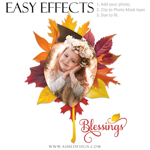 Easy Effects - Fall Leaves