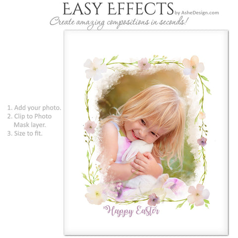 Easy Effects - Happy Easter