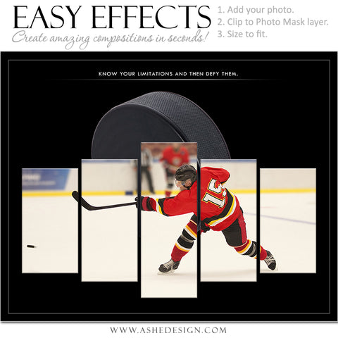 Easy Effects - In The Shadows Hockey