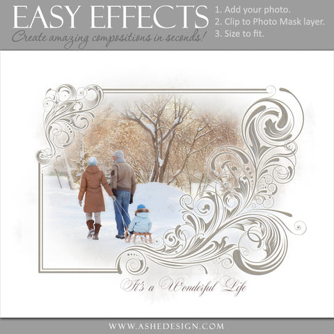 Easy Effects - It's A Wonderful Life