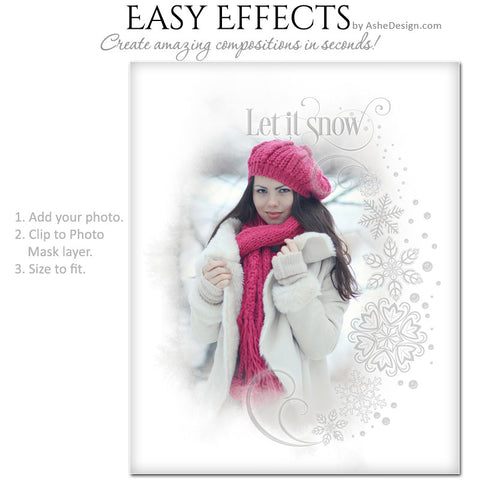 Easy Effects - Let It Snow