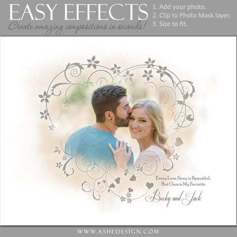 Easy Effects - Our Love Story