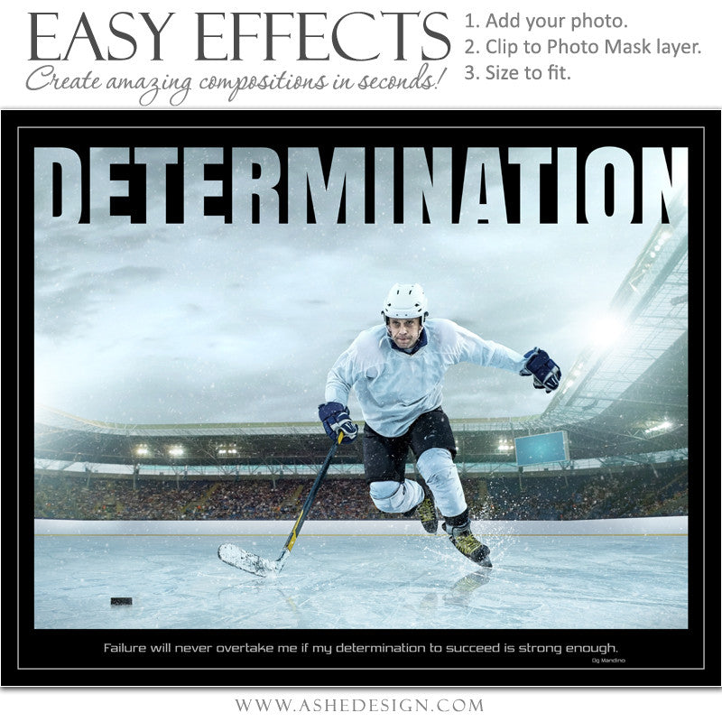 Easy Effects - Determination