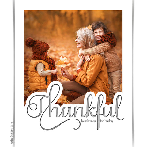 Easy Effects - Simply Stated Thankful