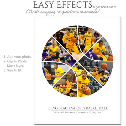 Easy Effects - Sports Segment - Basketball