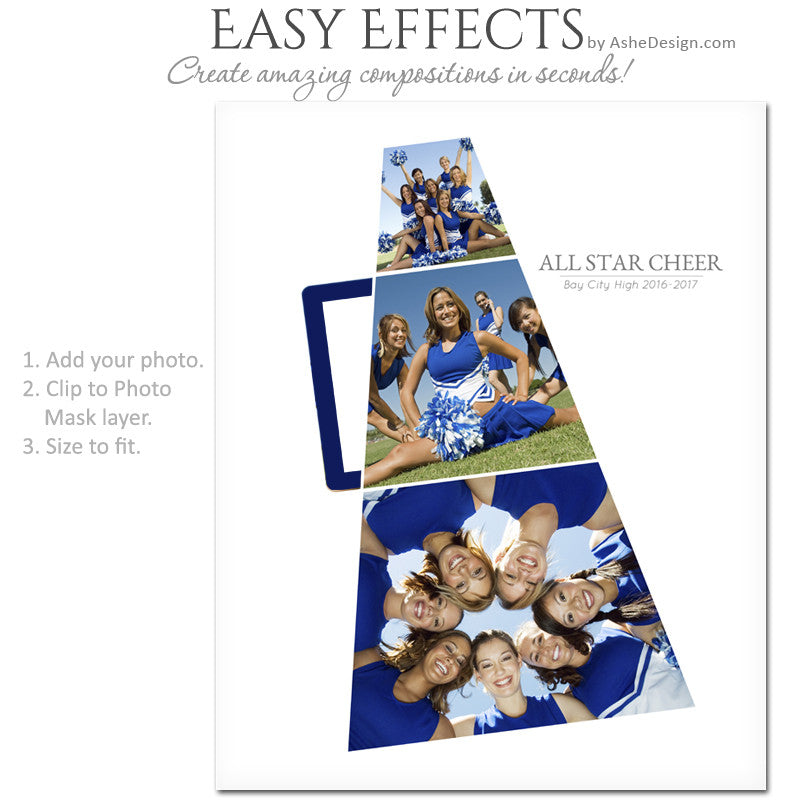 Easy Effects - Sports Segment - Cheer Horn