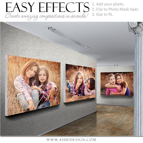 Easy Effects - Stone Gallery Landscape