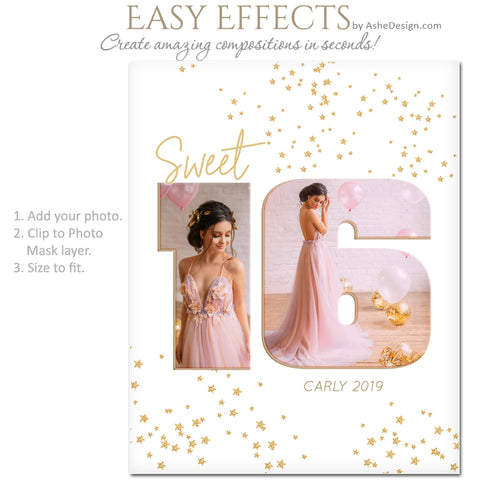 Easy Effects - Sweet 16