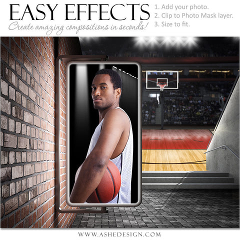 Easy Effects - Taking the Court