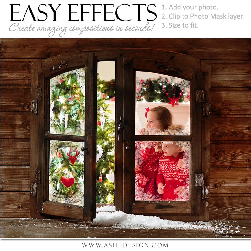 Easy Effects - Winter Window