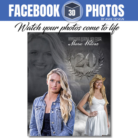 Facebook 3D Photo - Dream Weaver Senior