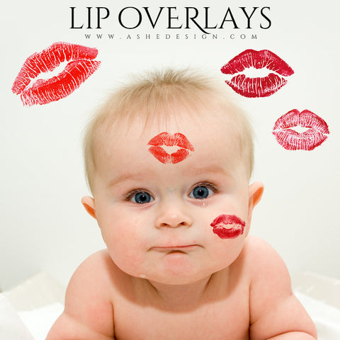 Designer Gems - Kissing Lip Overlays