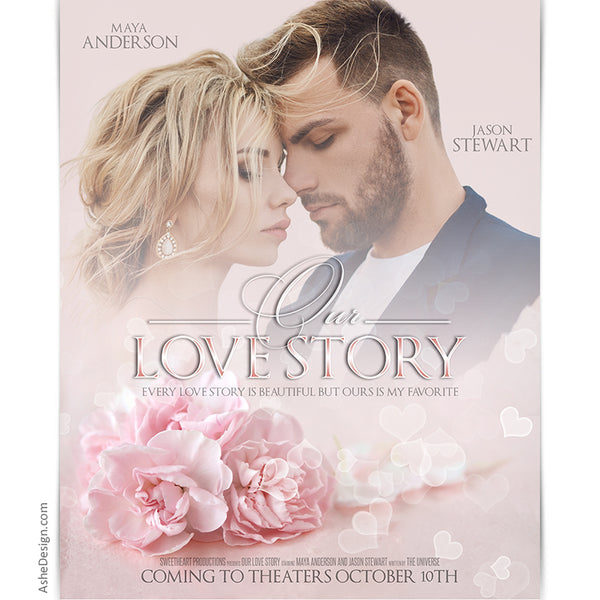 Movie Poster - Love Story