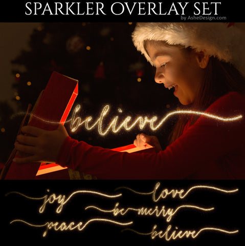 Designer Gems - Sparkler Overlays - Making Spirits Bright
