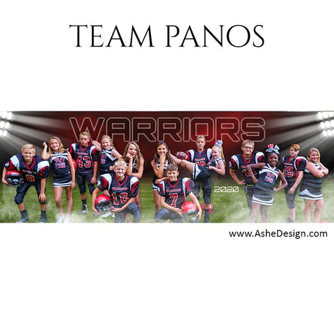 Team Pano - Home Field