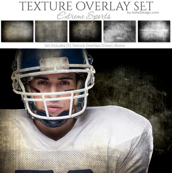 Texture Overlay Set - Extreme Sports