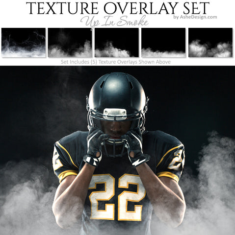 Texture Overlay Set - Up In Smoke