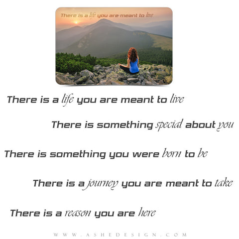 Word Art Quotes - Something About You