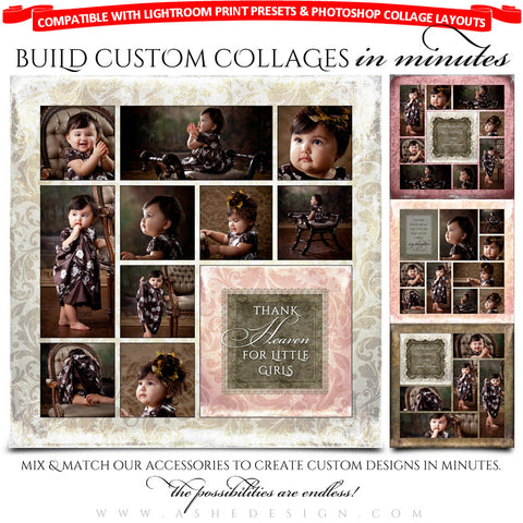 Collage Accessory Kit - Madison Grace