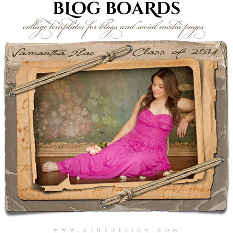 Blog Boards - Tied To The Past