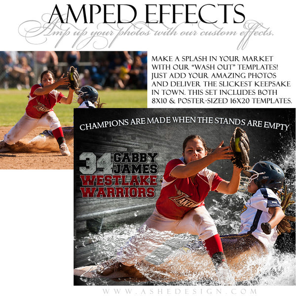 Ashe Design | Amped Effects | Wash Out sb