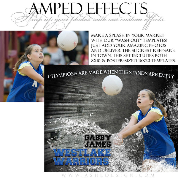 Ashe Design | Amped Effects | Wash Out vb