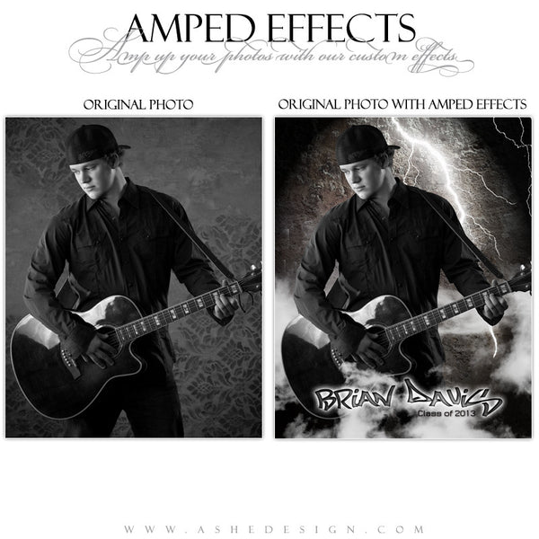 Amped Effects - Attitude