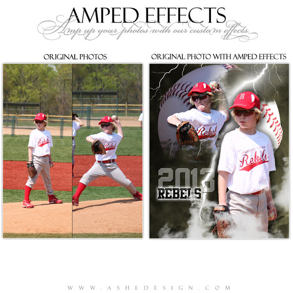 Amped Effects - Baseball