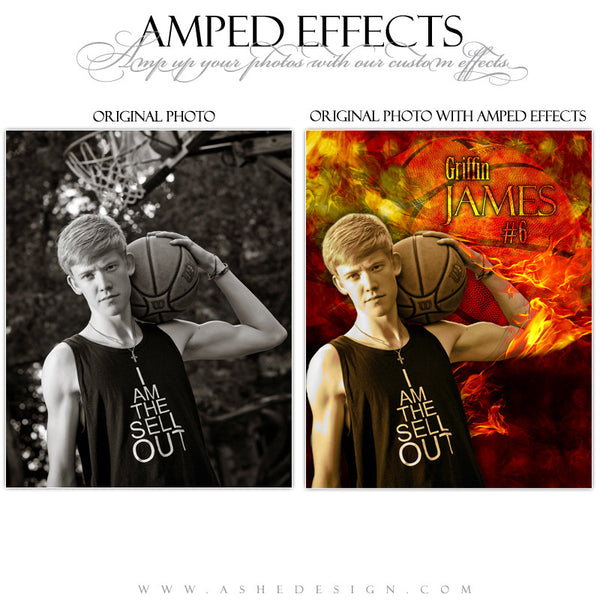 Amped Effects - Basketball